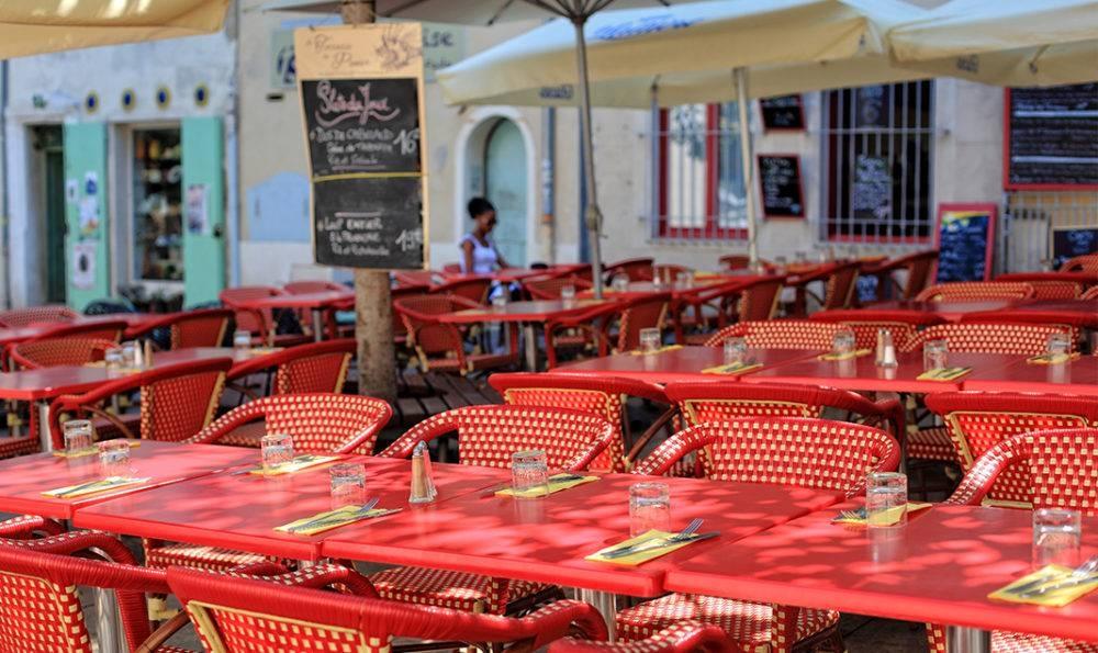 Terrasse du Panier - Restaurant Marseille